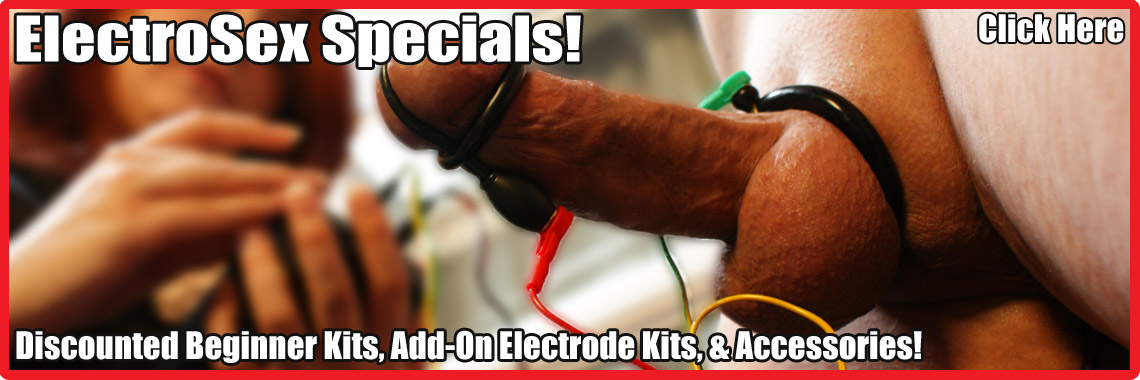 Beginner Kit & Add-On Electrode Specials