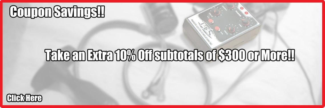 Extra 10% Discount Coupon!!
