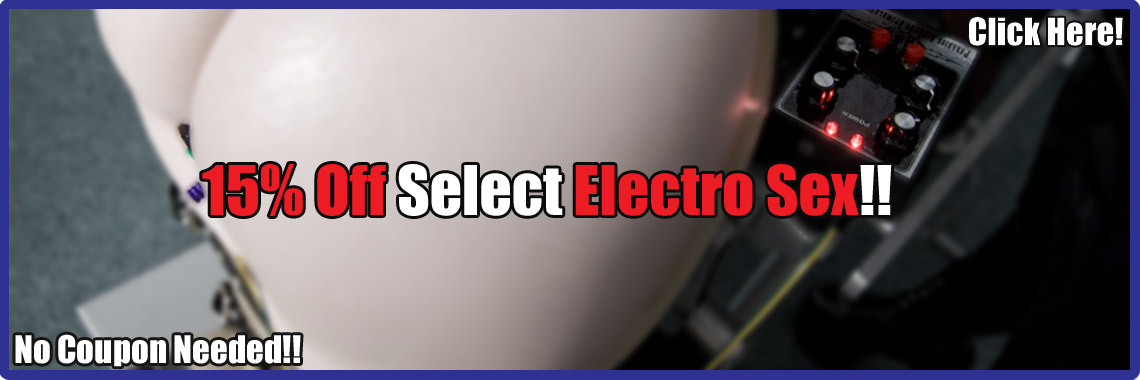 ElectroSex on Sale!! No Coupon Needed!!