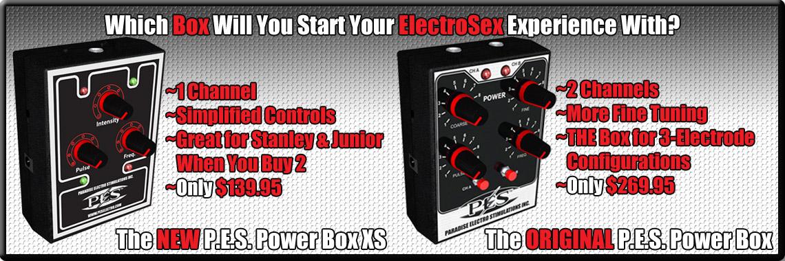 The P.E.S. Power Box