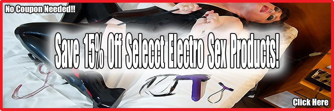 15% Off Select P.E.S. Product!!