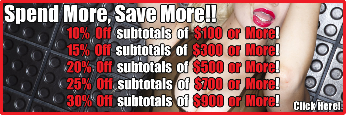 Spend More, Save More Coupons!!