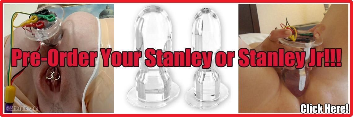 Pre-Order Stanley or Stanley Jr!