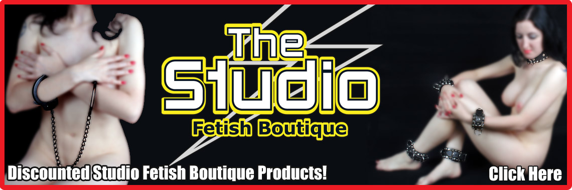 The Studio Fetish Boutique Specials