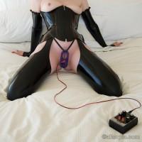 P.E.S. Electro-Flex™ Vaginal Plug ElectroSex Kit