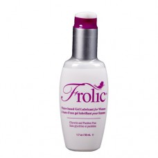 Frolic Water-Based Gel Lubricant for Women, 1.7 oz