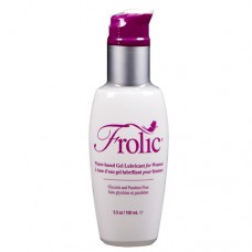 Frolic Water-Based Gel Lubricant for Women, 3.3 oz