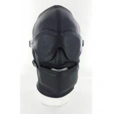 Northbound Leather Sensory Deprivation Hood