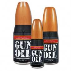 Gun Oil Silicone Lubricant