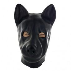 Latex Puppy Hood
