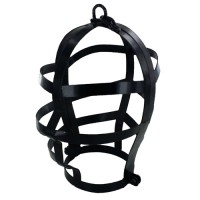 Metal Face Harness Head Cage