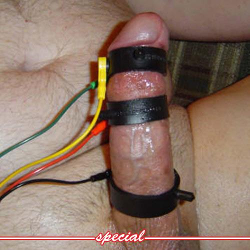 P.E.S. Electro-Flex™ Penile Ring Special