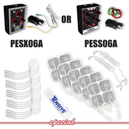 P.E.S. ElectroSex Beginner Kit