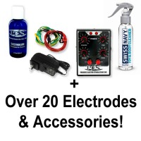 P.E.S. Ultimate Male ElectroSex Kit