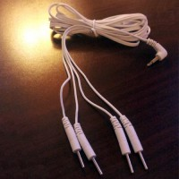 4 Pin Leads with 3.5mm Plug