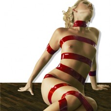 Bondage Tape, Red