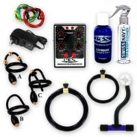 P.E.S. 4-Electrode Men's ElectroSex Kit